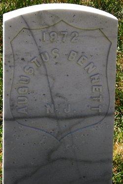 PVT Augustus Bennett