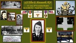 2Lt Ellen Gertrude Ainsworth