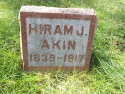 Hiram James Akin