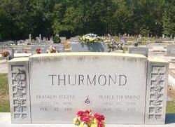 "Franklin Eugene ""Genie"" Thurmond"