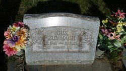 """August George """"Gus"""" Zammach"""