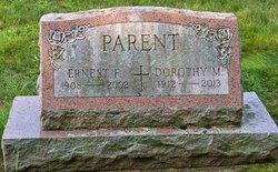 Ernest Frederick Parent