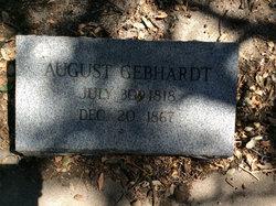 August Gebhardt