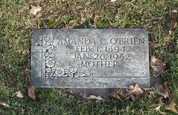 Amanda C. O'Brien