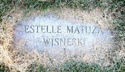 Estelle <I>Matuza</I> Wisneski
