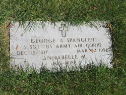 George A Spangler