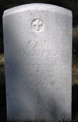 PVT Sam Halupka
