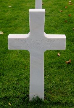 SSGT Duane E. MacKenzie