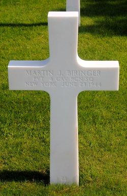 Pvt Martin J Biringer