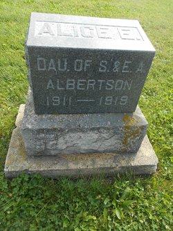Alice Elizabeth Albertson