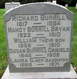 Nancy <I>Burrill</I> Bryan