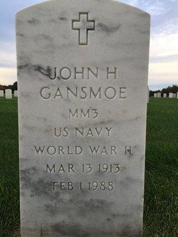 John H Gansmoe