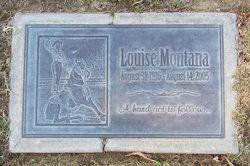 Louise A. <I>Archer</I> Montana