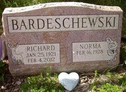 "Richard ""Dick"" Bardeschewski, Sr"