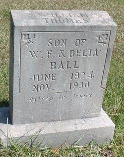 William Thomas Ball