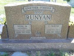 "Thomas Wayne ""Wayne"" Runyan"