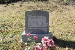 Myrtle E. Spears