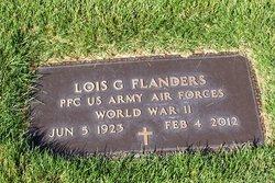 Lois G. <I>Gibson</I> Flanders