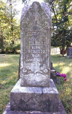 Eliza <I>Benefiel</I> Gilbert