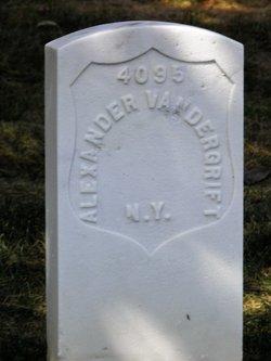 PVT Alexander B. Vandergrift