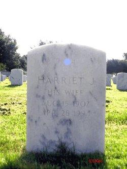 Harriet J Culley