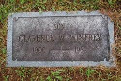 Clarence Warren Winfrey