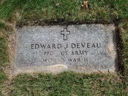 Edward J Deveau