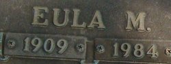 Eula Mae <I>York</I> Bowles