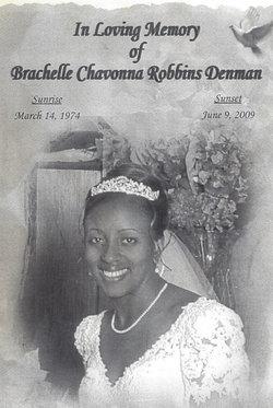 Brachelle Chavonna <I>Robbins</I> Denman