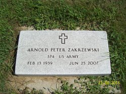 Arnold Peter Zakrzewski