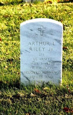 Arthur L. Riley, Jr