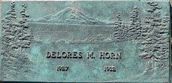 Delores M. Horn