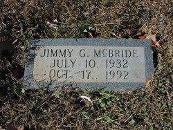 Jimmy Gene McBride