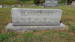 Virgie Jane <I>Stewart</I> Blankenship