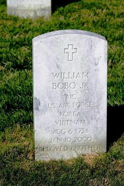William Bobo, JR