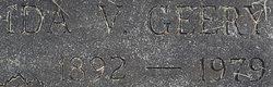 Ida Virginia <I>Ford</I> Geery