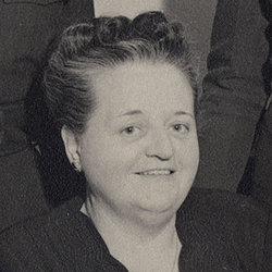 Martha <I>Burkhardt</I> Kress