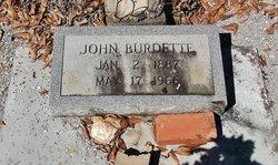 John Burdette