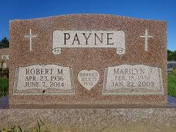 Marilyn Joyce <I>Grover</I> Payne