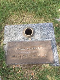 Emma Amelia <I>Mitchell</I> Gerard