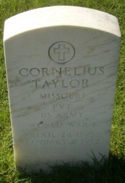 Cornelius Taylor
