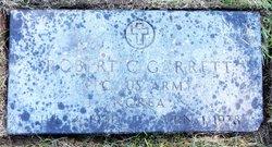 Robert Coleman Garrett