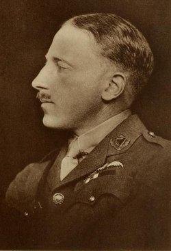 Maj William Robert Gregory