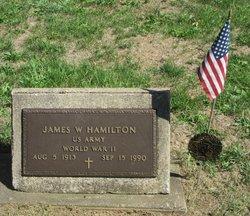 James W Hamilton