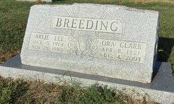 Arlie Lee Breeding