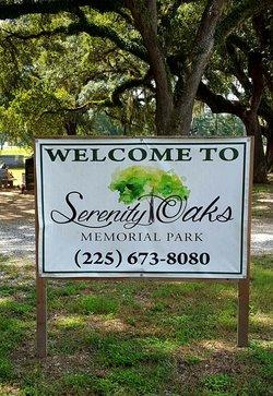 Serenity Oaks Memorial Park