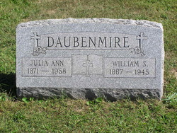 William S. Daubenmire