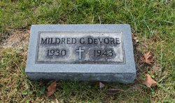 Mildred G. DeVore