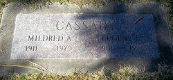Eugene E Cassady