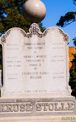 Charlotte T. <I>Kruse</I> Hall
